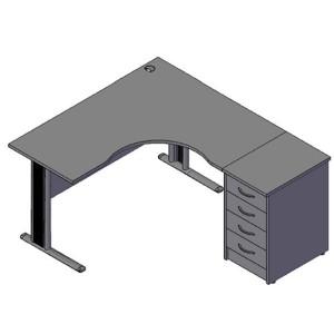 Оперативная мебель IMAGO-M Комбинация №1