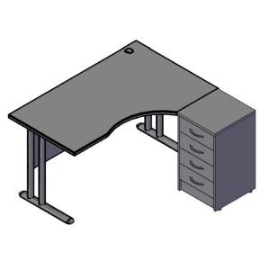 Оперативная мебель IMAGO-M Комбинация №3