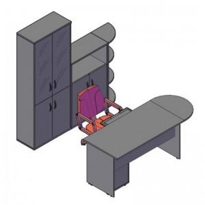 Оперативная мебель IMAGO Комбинация №3